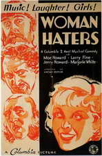 Woman Haters - 11 x 17 Movie Poster - Style A