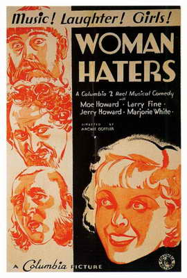 Woman Haters - 27 x 40 Movie Poster - Style A
