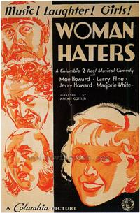 Woman Haters - 43 x 62 Movie Poster - Bus Shelter Style A