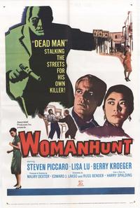 Woman Hunt - 27 x 40 Movie Poster - Style A