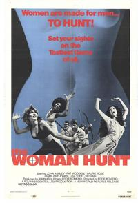 Woman Hunt - 11 x 17 Movie Poster - Style A