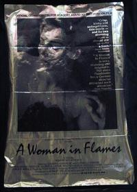 Woman In Flames - 11 x 17 Movie Poster - Style A