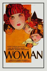 Woman - 11 x 17 Movie Poster - Style A