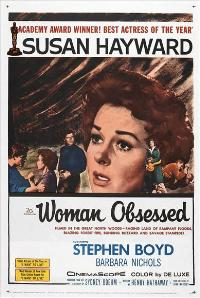 Woman Obsessed - 11 x 17 Movie Poster - Style A