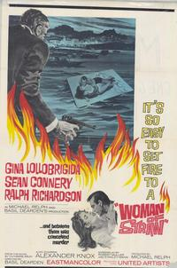 Woman of Straw - 27 x 40 Movie Poster - Style A