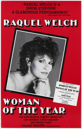 Woman of the Year (Broadway) - 11 x 17 Poster - Style A