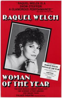 Woman of the Year (Broadway) - 27 x 40 Movie Poster - Style A