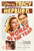 Woman of the Year - 43 x 62 Movie Poster - Bus Shelter Style A