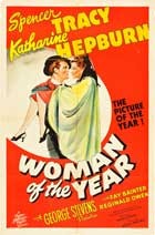 Woman of the Year - 27 x 40 Movie Poster - Style B