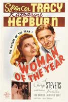 Woman of the Year - 27 x 40 Movie Poster - Style A
