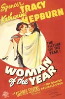Woman of the Year - 11 x 17 Movie Poster - Style B