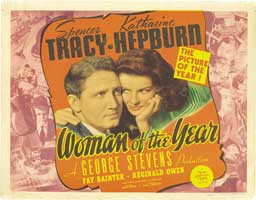 Woman of the Year - 30 x 40 Movie Poster UK - Style A