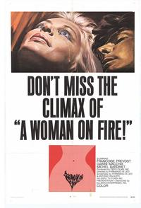 Woman on Fire - 11 x 17 Movie Poster - Style A