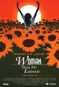 Woman Thou Art Loosed - 27 x 40 Movie Poster - Style B