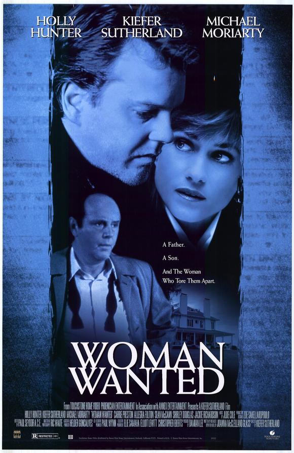 woman wanter alan smithee