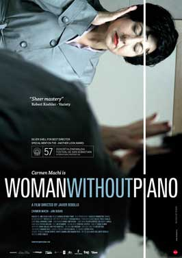 Woman Without Piano - 11 x 17 Movie Poster - Style A