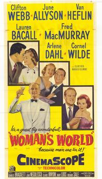 Woman's World - 11 x 17 Movie Poster - Style A