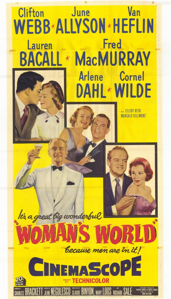 A Woman of the World movie