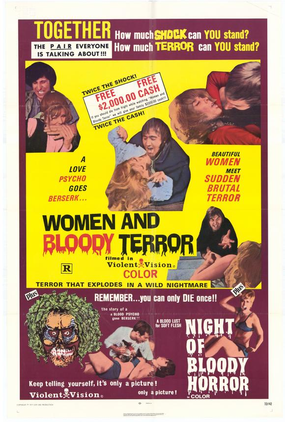 Women and Bloody Terror movie