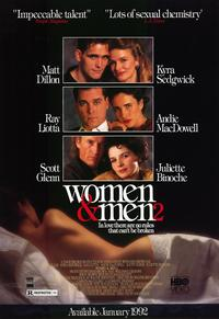 Women & Men 2 - 11 x 17 Movie Poster - Style A