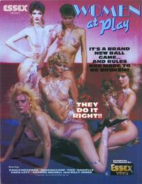 Women At Play - 11 x 17 Movie Poster - Style A