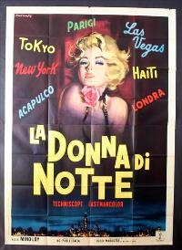 Women by Night - 11 x 17 Movie Poster - Italian Style A