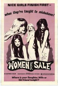 Women For Sale - 11 x 17 Movie Poster - Style A