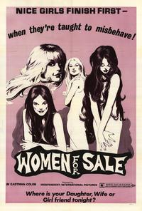 Women For Sale - 27 x 40 Movie Poster - Style A