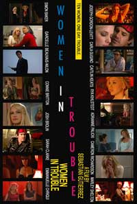 Women in Trouble - 27 x 40 Movie Poster - Style C