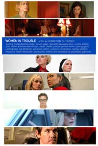 Women in Trouble - 27 x 40 Movie Poster - Style D
