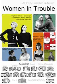 Women in Trouble - 43 x 62 Movie Poster - Bus Shelter Style D