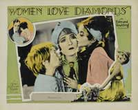 Women Love Diamonds - 11 x 14 Movie Poster - Style A