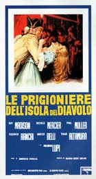 Women of Devil's Island - 11 x 17 Movie Poster - Italian Style A