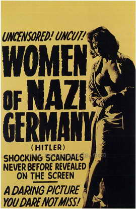 Women of Nazi Germany - 11 x 17 Movie Poster - Style A