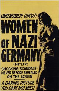 Women of Nazi Germany - 27 x 40 Movie Poster - Style A