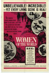 Women of the World - 11 x 17 Movie Poster - Style A