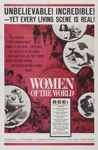 Women of the World - 43 x 62 Movie Poster - Bus Shelter Style A