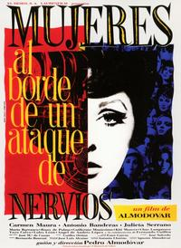 Women on the Verge of a Nervous Breakdown - 11 x 17 Poster - Foreign - Style A