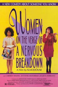 Women on the Verge of a Nervous Breakdown - 11 x 17 Movie Poster - Style A