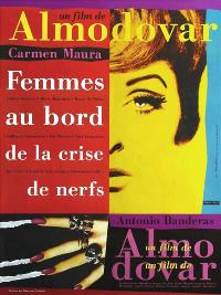 Women on the Verge of a Nervous Breakdown - 11 x 17 Movie Poster - French Style A