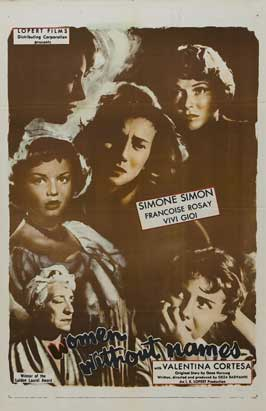 Women Without Names - 27 x 40 Movie Poster - Style A