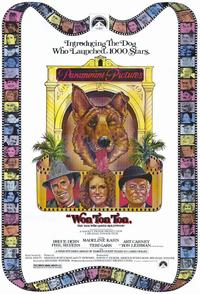 Won Ton Ton Dog Who Saved Hollywood - 11 x 17 Movie Poster - Style A