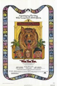 Won Ton Ton Dog Who Saved Hollywood - 27 x 40 Movie Poster - Style A