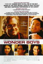 Wonder Boys - 27 x 40 Movie Poster - Style C