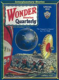 Wonder Stories Quarterly (Pulp) - 11 x 17 Pulp Poster - Style A