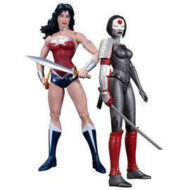 Wonder Woman - New 52 and Katana 2-Pack Action Figures