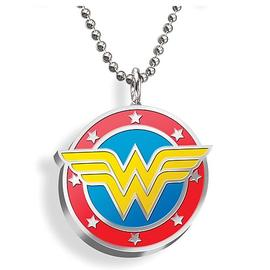 Wonder Woman - Color Emblem Pendant