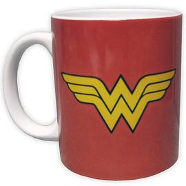 Wonder Woman - Logo Red Mug