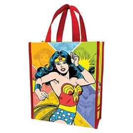 Wonder Woman - Small Resuable Shopping Tote