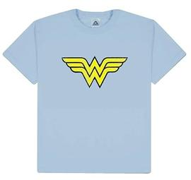 Wonder Woman - DC Originals Distressed Logo T-Shirt